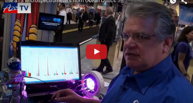 The STS Microspectrometer from Ocean Optics