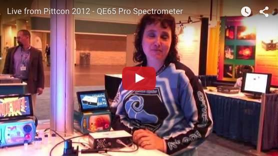 The QE65 Pro Scientific Grade Spectrometer