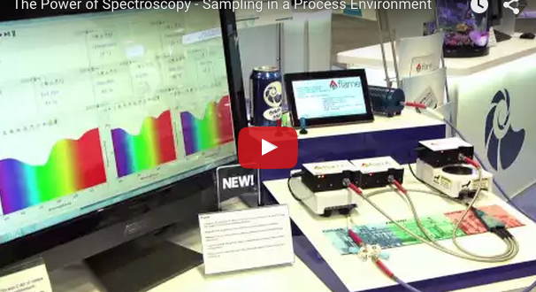 The Power of Spectroscopy – Sampling in a Process Environment