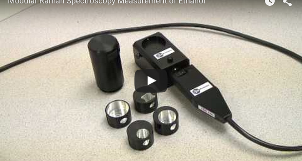 Raman Spectroscopy with the QE65000