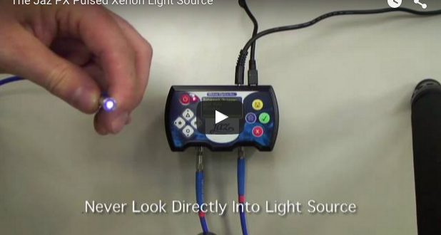 The Jaz PX Pulsed Xenon Light Source