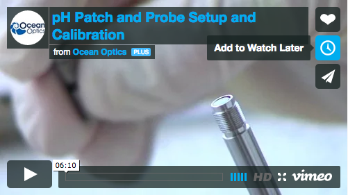 pH Patch and Probe Setup and Calibration